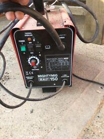 Mightymig 150 mig welder