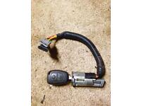 Vauxhall vivaro/Renault trafic steering lock