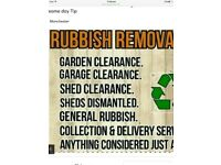 Property clear outs waste removals house clearances