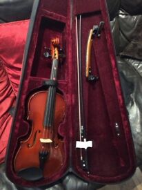 3/4 Violin and Case searching for a new home.