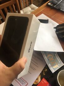 Brand new IPhone 7 plus...still in the box never opened
