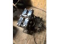 kawasaki 400r fx 2000 engine