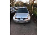 2005 Nissan Micra 1 owner