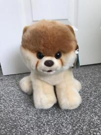 Brand New With Tags Boo dog soft toy teddy