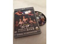 Kickboxing DVD - 'K-1: World GP 2006 in Osaka'