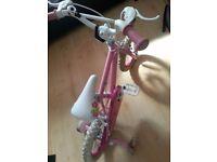 Princess 12 Inch Kids Bike
