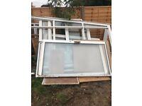 UPVC Conservatory Doors and Windows (+frame)