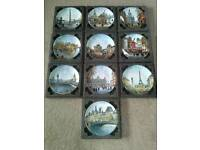 Louis Dali Decorative Plates