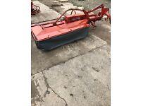 Bamford drum mower 6ft no vat