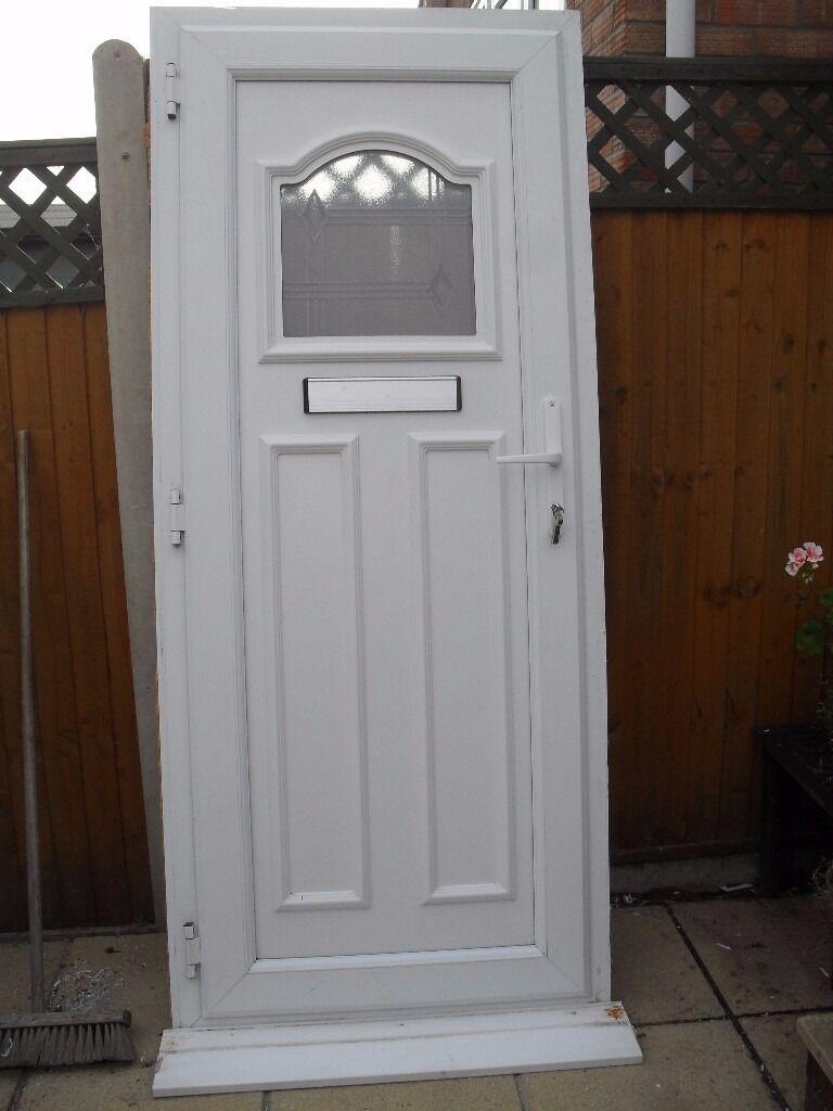 1930s style upvc double glazed attractive front door in norwich 1930s style upvc double glazed attractive front door rubansaba