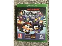 South Park The Fractured But Whole Xbox One Brand New & Sealed