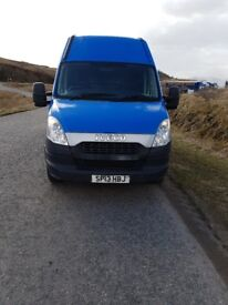 Ivec Daily Swb High roof exlcllent runner MOT April 2019