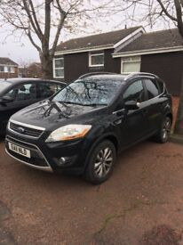 Ford Kuga Titanium. Excellent condition. Priced for quick sale