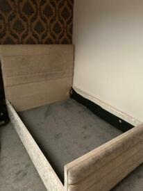 Velvet bed for sale