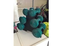Small set of Dumbbells