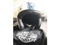 Brand new never used harley davidson crash helmet. Never been used. Mint condition.