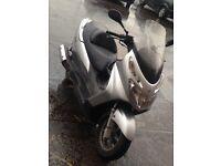 Suzuki burg man 125cc