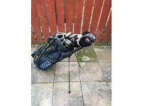 Call away and Dunlop Golf Clubs
