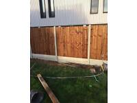 Fence panels in Luton Bedfordshire Garden Fences for Sale Gumtree