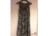 Ladies size 10 summer dress
