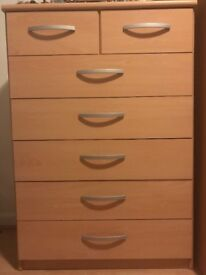 Like New Chest of Drawers