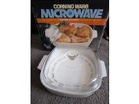 Corning Ware Mircowave Skillet