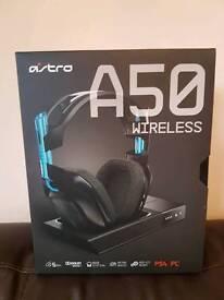 NEW Astro A50 ( Latest Model )