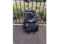 Large backpack new condition