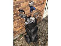Yonex Golf Clubs and Bag