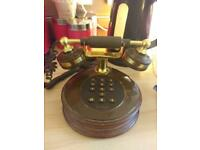RETRO VINTAGE 80'S BRITISH TELECOM BT RONDO INPHONE (TSR 8035R)