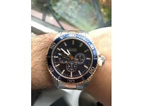 Genuine Guess Mens Chaser watch brand new for men