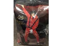 Michael Jackson fancy dress - Thriller video