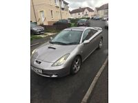 Toyota celica vvti 190bhp may swap
