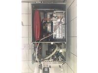 Worcester 27 cdi combi boiler condensing
