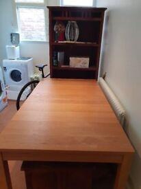 Oak tabl for sale