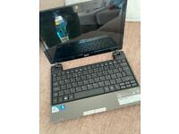 Laptop acer aspire netbook