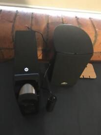 NAD D7050 Dac/Amp + PSB Imagine Minis Speakers