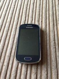 Samsung fame on ee