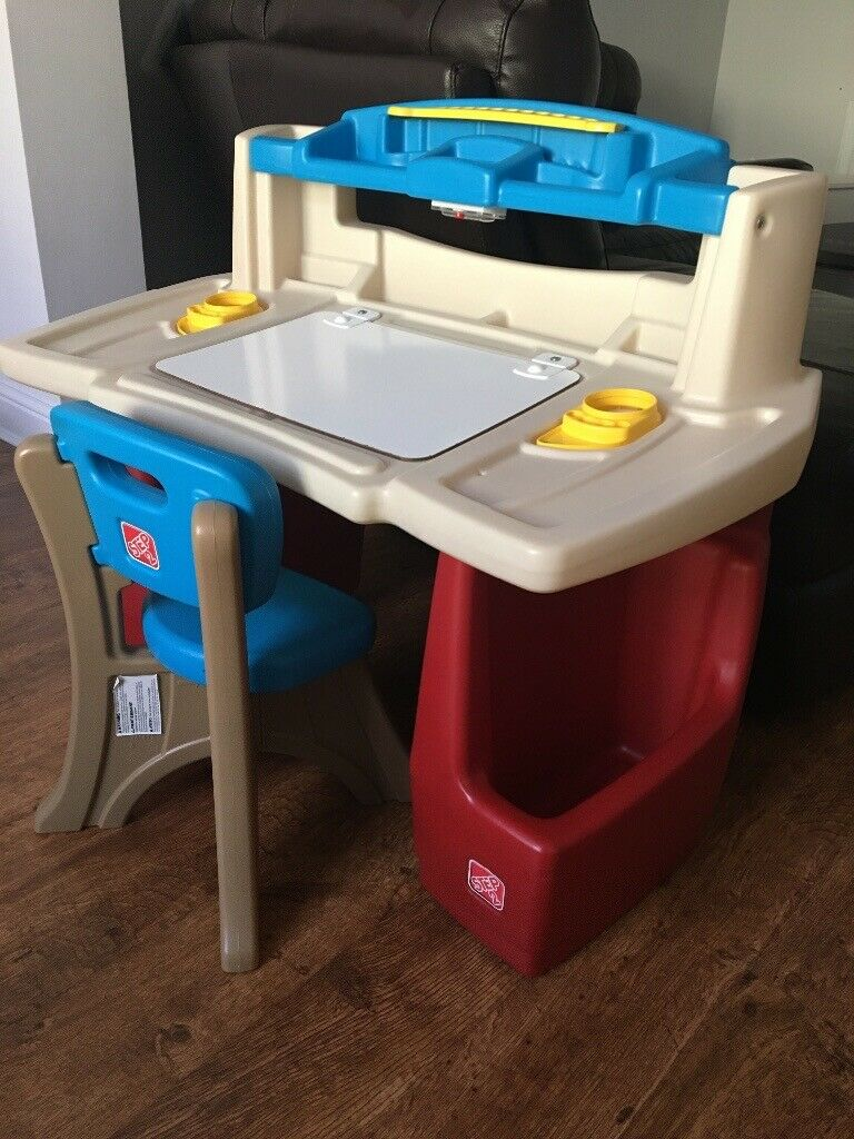 Step 2 Children S Activity Desk In Porth Rhondda Cynon Taf