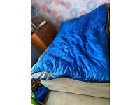 Hugfun double sleeping bag