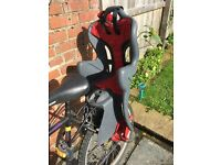 Child's Rear Bike Seat
