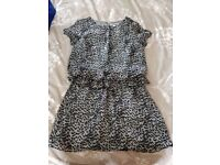 Girls french connection dress 10-11