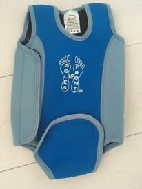 Baby swim floatation suit