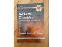CGP A2 Level Chemistry OCR complete revision and practice