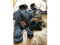 6-9 month boys autumn clothing bundle