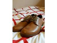 Mens Brown Shoes - Size 9