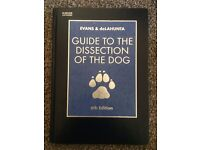 Guide to the Dissection of the Dog (6th Edition)