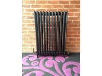 Antique cast iron IDEAL radiator