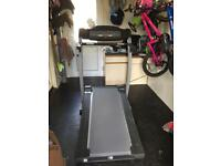 Pro-Form electric powered running machine with incline / treadmill