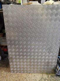 6 mm Chequer Plate
